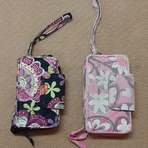 Two wallets
